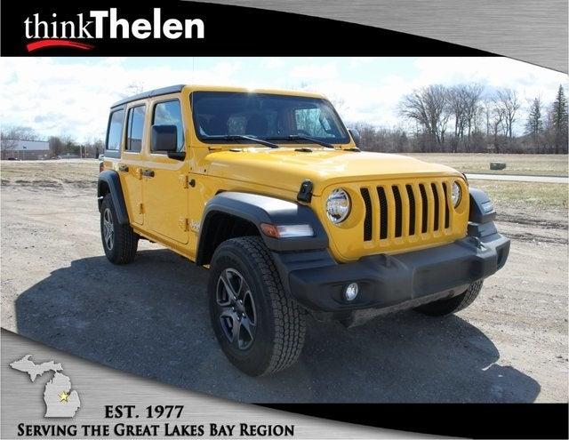Kelley Blue Book Jeep >> Award Winning 2019 Jeep Wrangler For Sale In Bay City Michigan